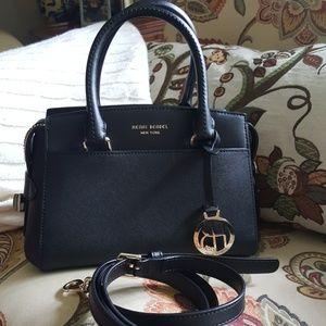 Henri Bendel black mini bag